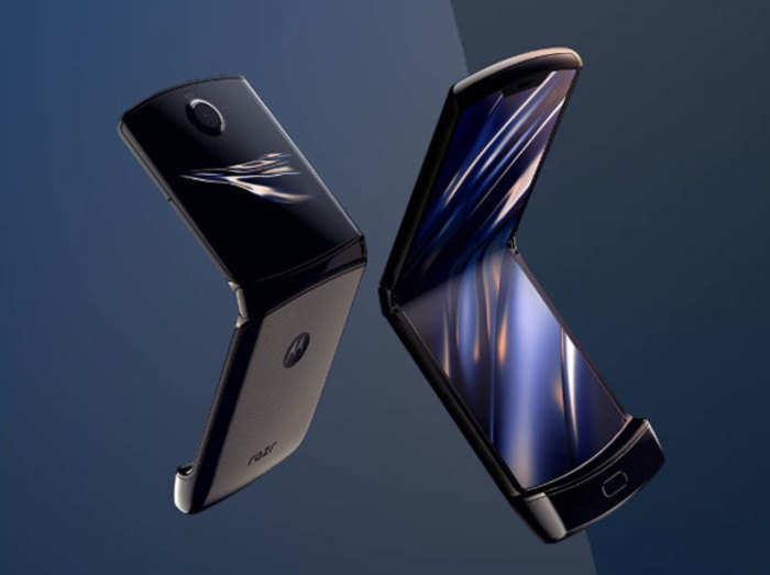 मोटोरोला का फोल्डेबल फोन Moto Razr 2019 हुआ लॉन्च, जानें क्या है खास