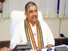 ap ex cs lv subramanyam has not appointed as central vigilance commissioner