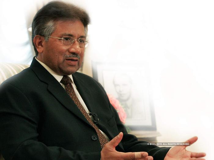 मुशर्रफ का पुराना विडियो वायरल, आतंकवादियों को पाक में प्रशिक्षित करने की बात कबूली