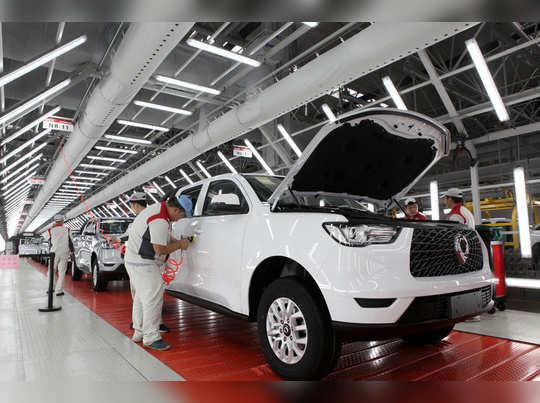 चिनी कार कंपन्या भारतात येण्यास उत्सुक