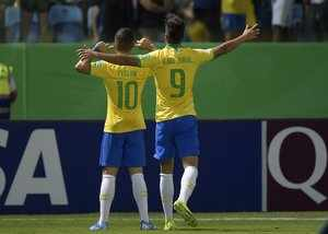 thrilling shoot out triumph puts mexico in final brazil also enter final