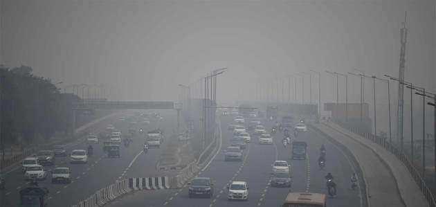 दिल्ली: शीर्ष अधिकारियों ने वायु प्रदूषण पर उच्च-स्तरीय बैठक में नहीं लिया हिस्सा