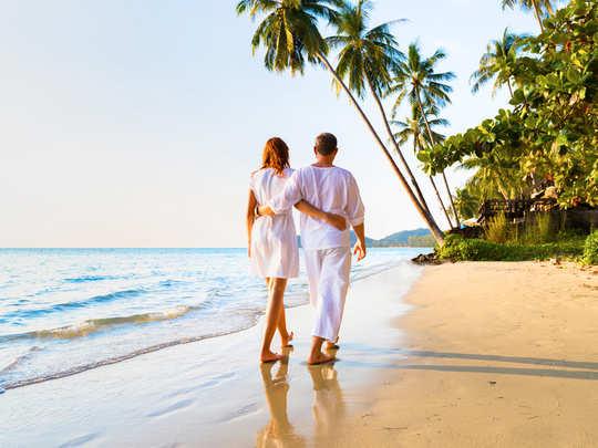 Honeymoon places in December