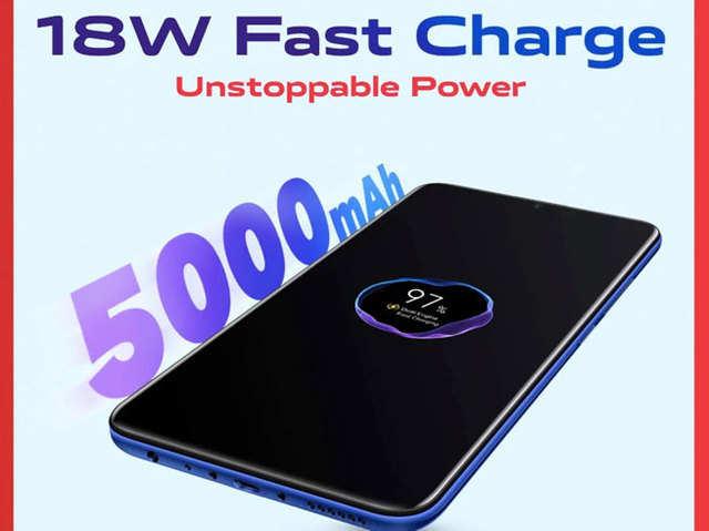 Vivo U20 में होगी 18W फास्ट चार्जिंग वाली 5000mAh बैटरी, 22 नवंबर को लॉन्च