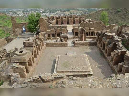 पाकमध्ये सापडले प्राचीन शहर