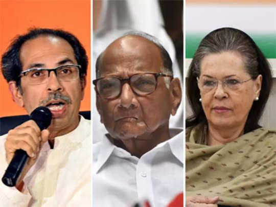 Thackeray-Pawar-Gandhi