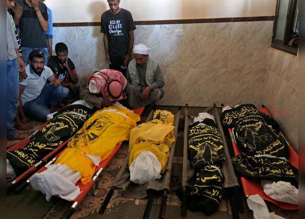 एक ही परिवार के 6 सदस्य मारे गए एयरस्ट्राइक