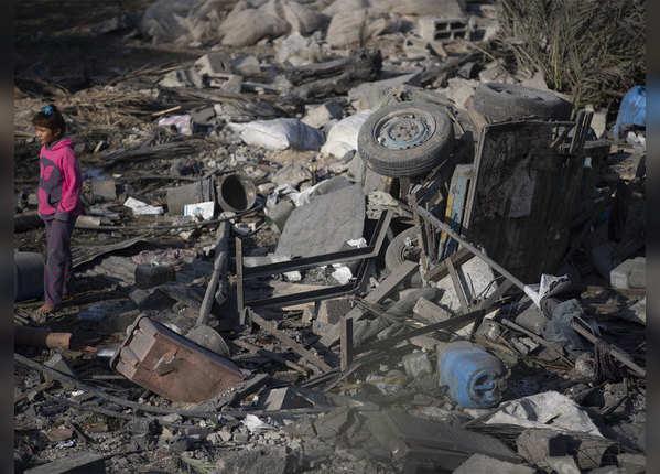 मिस्र की मध्यस्थता से खत्म हुआ संघर्ष
