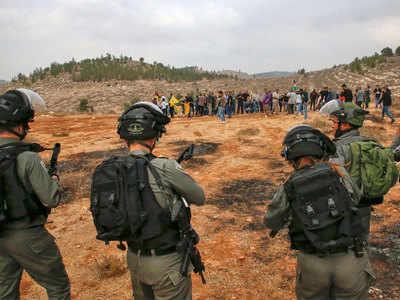 इजरायली सेना बल