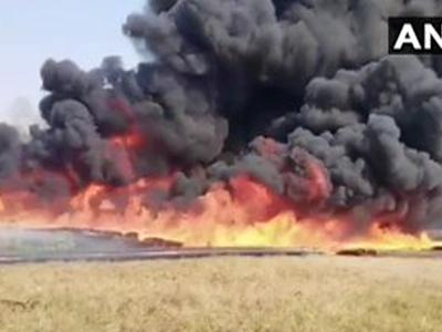 हिंसक हुआ किसानों का प्रदर्शन