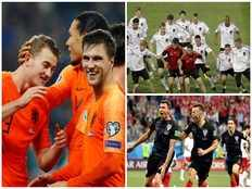 euro 2020 takes shape as netherlands germany and croatia qualify