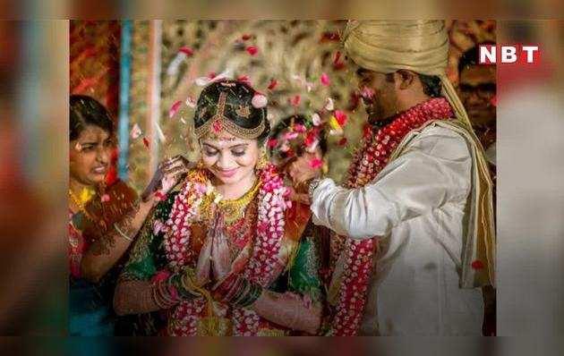शादी के समय इन वजहों से दुल्हन को पहनाते हैं मंगलसूत्र