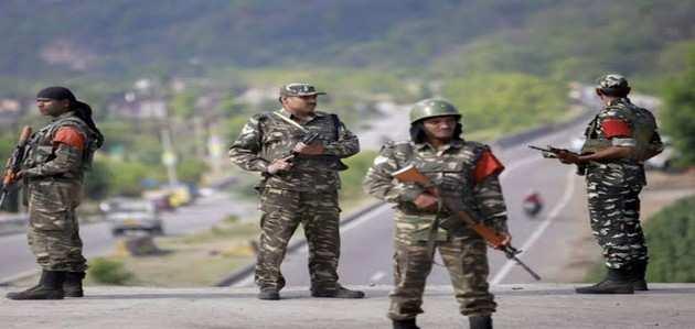जम्मू-कश्मीर: अखनूर में LoC के पास धमाका, तीन जवान घायल