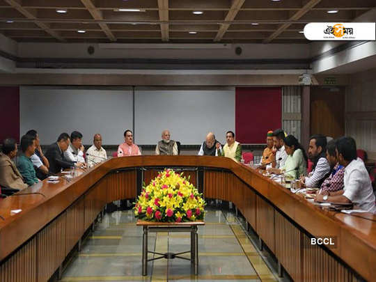 Respect mandate, small differences should not unsettle us: PM Narendra Modi at NDA meeting