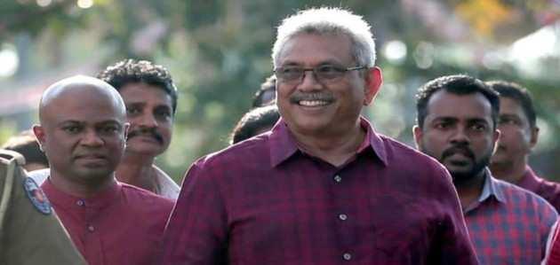 श्रीलंका में 'टर्मिनेटर' गोटबाया राजपक्षे बने राष्ट्रपति