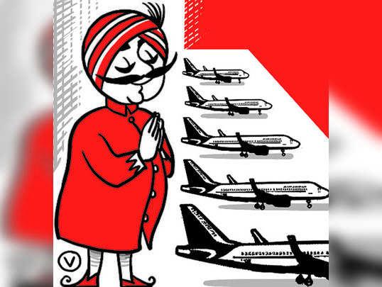 एअर इंडिया विक्रीसाठीमार्च २०२०चे उद्दिष्ट