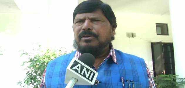 अमित शाह ने BJP शिवसेना के साथ आने का दिया आश्वासन: आठवले