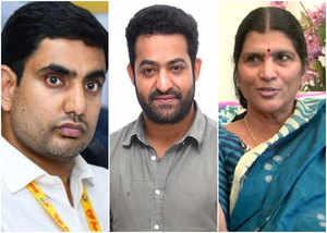 lakshmi parvathi sensational comments on nara lokesh and jr ntr