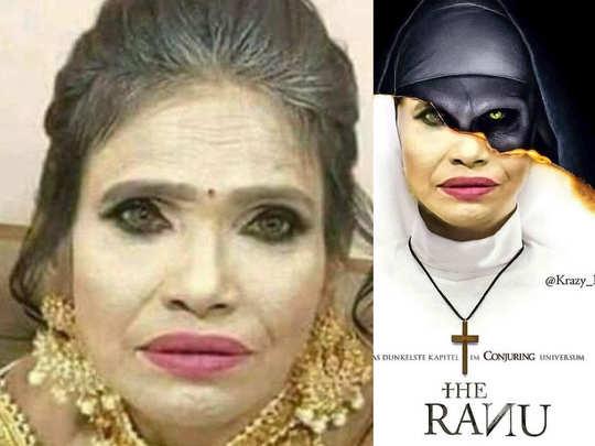 Ranu Mondal Make up Memes