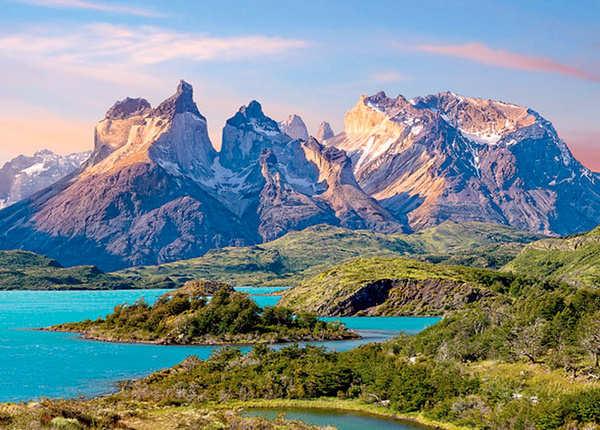 टोरेस डेल पेन नैशनल पार्क, चिली