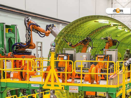 Boeing corporation stops use of robot workers