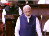 pm modi speaks in rajya sabha during discussion on 250th session of the house