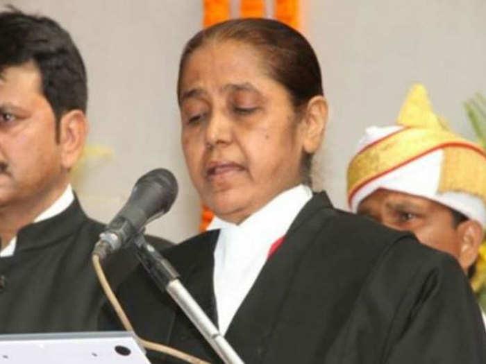 justice Bhanumati