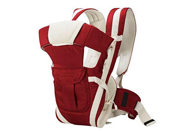 antil baby carrier bag red