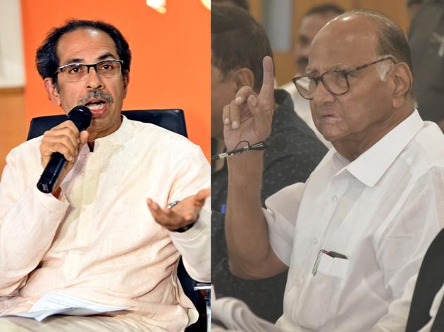 शरद पवार के बयान से चकित हैं शिवसेना के नेता