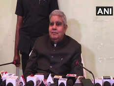 पश्चिम बंगाल: समांतर सरकार के आरोप में बोले राज्यपाल धनखड़, 'तो शहर में मेरे कटआउट लगे होते'