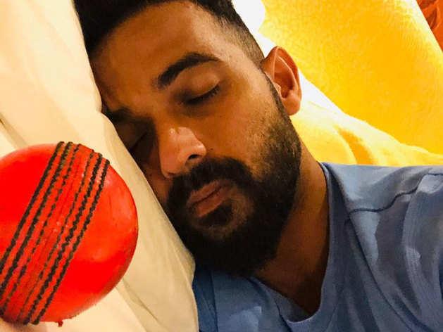 कोलकाता टेस्ट से पहले रहाणे के सपने हुए 'गुलाबी'
