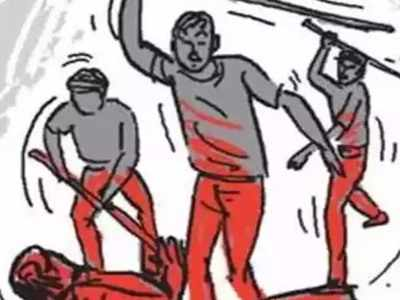 बेरहमी से पिटाई के बाद हुई थी मौत (सांकेतिक तस्वीर)