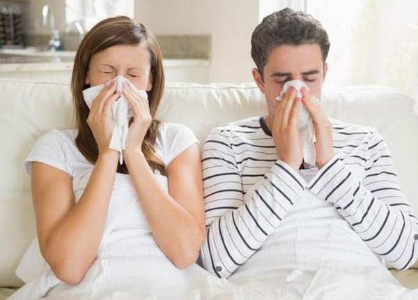 सर्दी-जुकाम नाक बहना