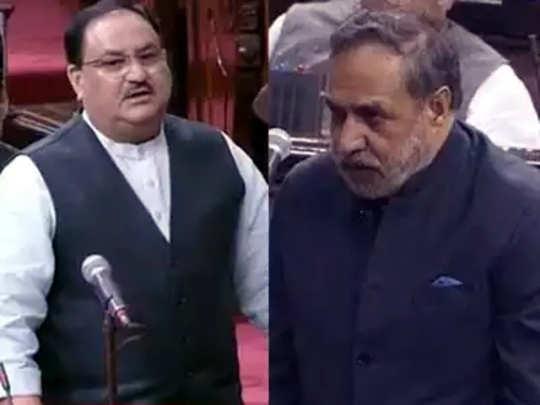 Rajya Sabha Debate