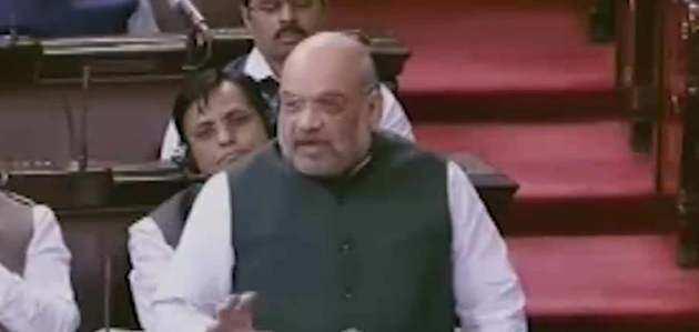 संसद में NCR में शाह का बड़ा बयान-'पूरे देश में करेंगे लागू'