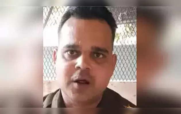 मुरादाबाद: दरोगा ने CO को दी सरकारी पिस्टल से गोली मारने की धमकी, विडियो वायरल
