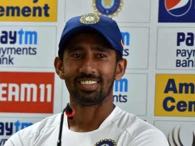India vs Bangladesh- गुलाबी गेंद से विकेटकीपिंग करना चुनौतीपूर्ण: साहा