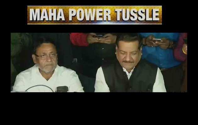 महाराष्ट्र में पहले शिवसेना और फिर NCP का सीएम हो सकता है: सूत्र