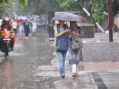 heavy rain in several parts of chennai today morning