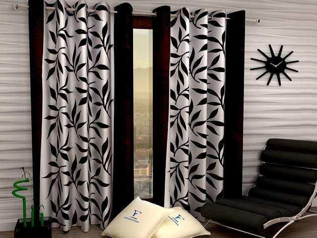 अब घर को नया लुक देना हुआ बेहद आसान क्योंकि इन स्टाइलिश Curtains पर Amazon दे रहा है बंपर डिस्काउंट