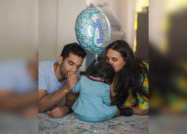 10 मई को नेहा और अंगद ने शादी रचाई