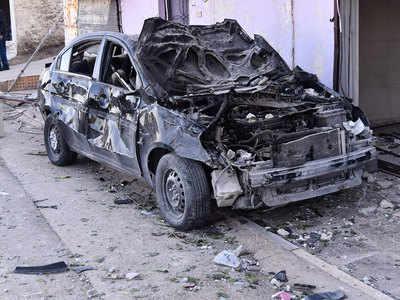 सीरिया में संघर्ष के कारण हर ओर तबाही का मंजर