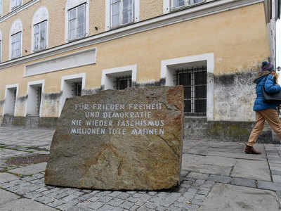 इसी गेस्ट हाउस में हुआ था हिटलर का जन्म
