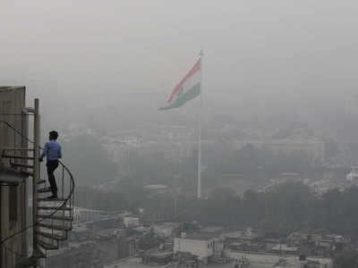 दिल्ली-एनसीआर में जहरीली हुई हवा
