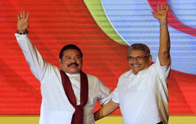 श्रीलंका में राजपक्षे युग की वापसी