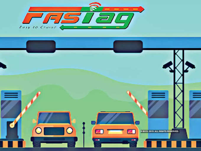 fastag at toll plaza: फास्टैग 1 दिसंबर से अनिवार्य, पार्किंग और पेट्रोल भी ले सकेंगे इससे - fastag mandatory from december 1 know everything about it | Navbharat Times