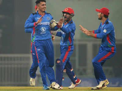 अफगानिस्तान क्रिकेट टीम (फाइल फोटो)