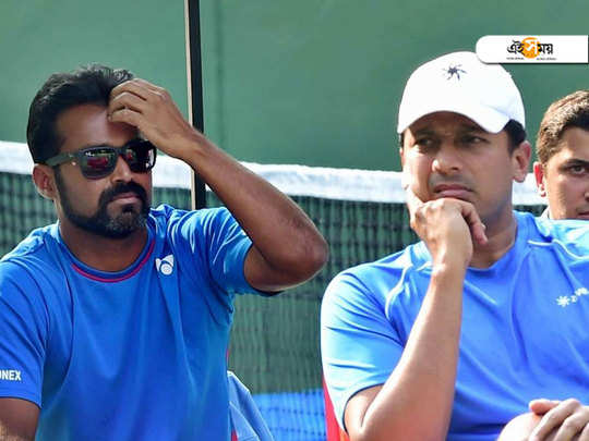 ​Leander paes hits back at Mahesh bhupati