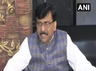 shiv sena wont side with the bjp even if offered lord indras throne says sena mp sanjay raut