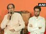 sharad pawar aaditya thackeray and sanjay raut urged uddhav to be cm in maharashtra